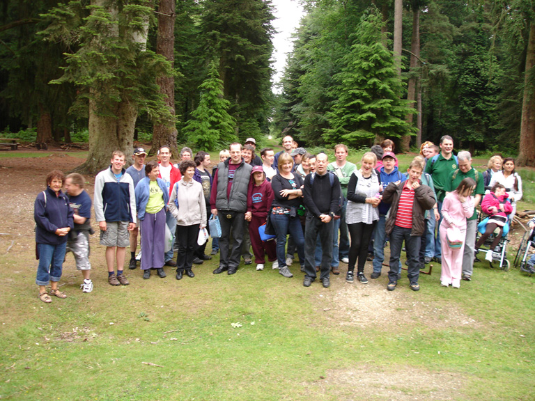 Sponsored Walk + Picnic - Blackwater Arboretum June 2011